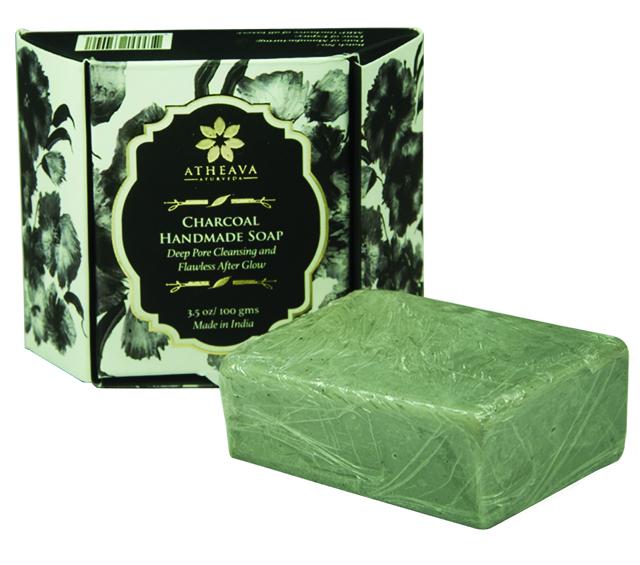 Atheava | Products | Natural Soaps | Herbal Soaps | Skin